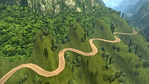 Rutas Mortales – Dangerous Roads Map 1.3