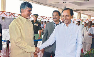 KCR's Salary nearly Rs 2 lakh more than CBN | Andhra news daily