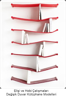 Kütüphane Modelleri  - Dekorasyon 9