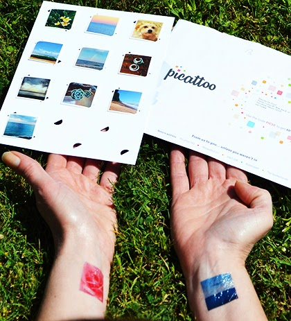 Picattoo Tats from your Instagram photos