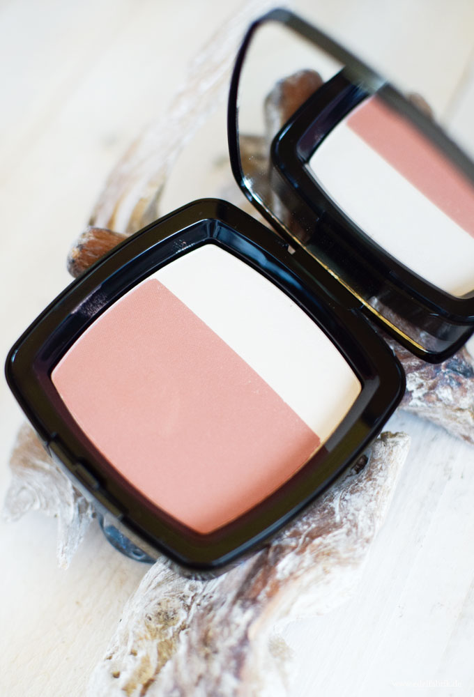 Reviderm Reshape Blusher Rosewood Sunset, Make-Up, Review
