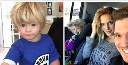 Pour soutenir son fils de 3 ans qui a un cancer, un chanteur mondialement connu suspend sa carrière