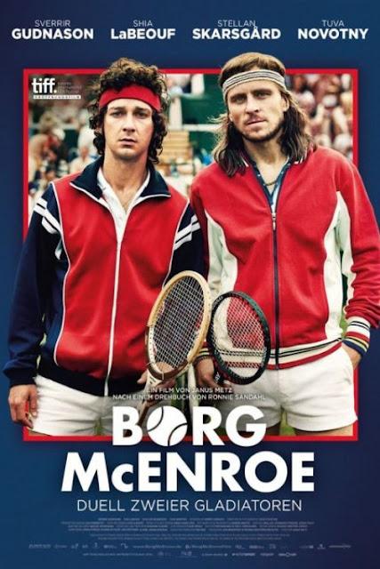 Borg McEnroe (2017) ταινιες online seires xrysoi greek subs