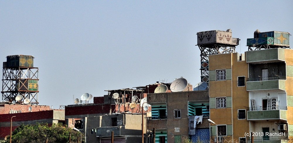pigeon towers of cairo