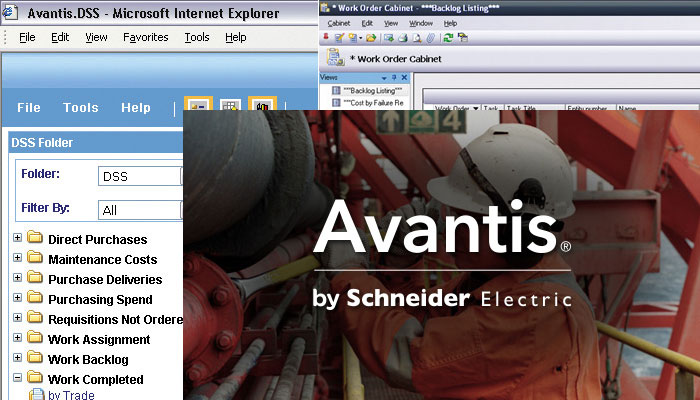 Avantis Enterprise Asset Management (EAM) Solution