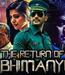 The Return of Abhimanyu (Irumbu Thirai) 2019  Full Hindi Dubbed Movie download and watch online | fillmoviesdownload24