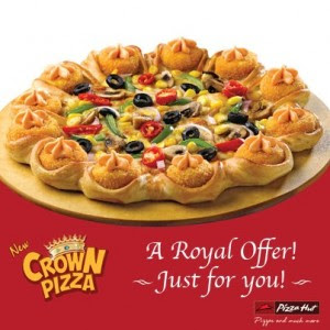 Latest Online Deals In India Crown Pizza 50 Off Pizza Hut