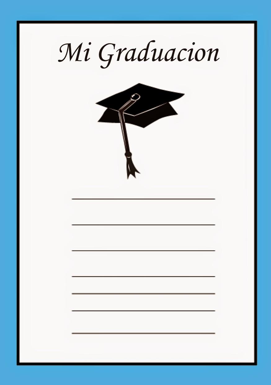 PARA IMPRIMIR: Invitaciones para Graduación