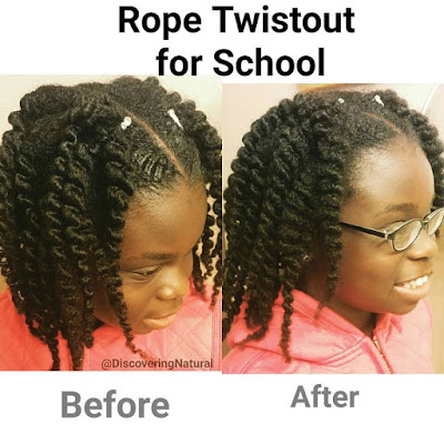 How to Get the Perfect Twistout for Natural Hair Kids African Naturalistas DiscoveringNatural