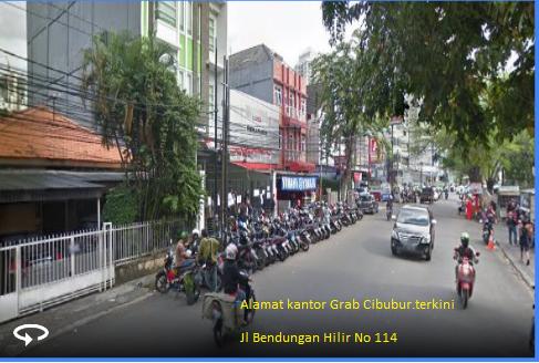 Alamat Kantor Grab Di Cibubur Info Kantor Grab Se Indonesia