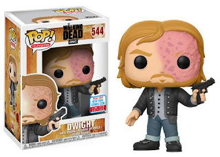 Pop! Television: The Walking Dead – Dwight (Burnt Face)