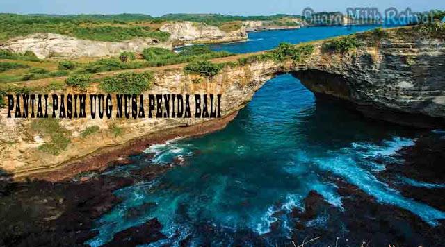Pantai Pasih Uug Nusa Penida Bali