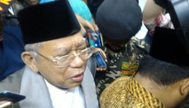 Elektabilitas Ma'ruf Amin Rendah, Timses Jokowi Cuek