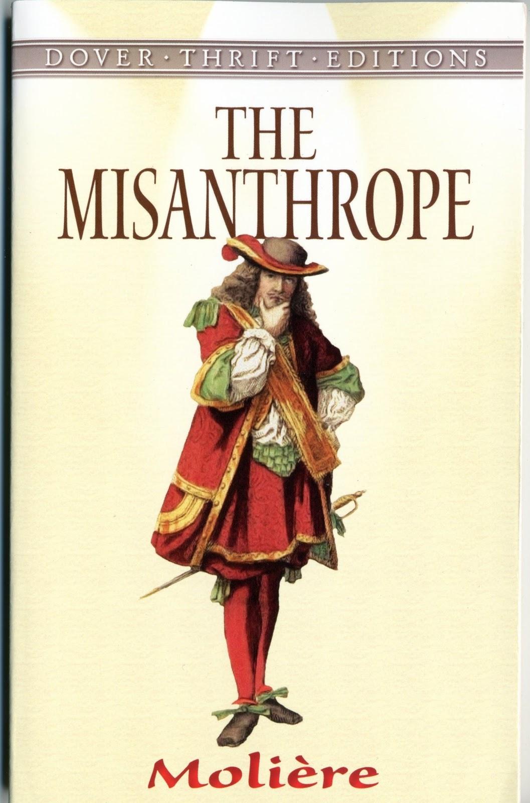 Sentence for misanthrope