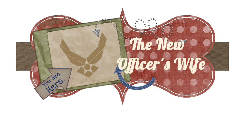 The New Officer's Wife: MEPS