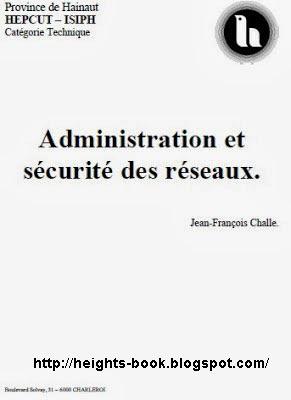 Télécharger Livre Gratuit Administration et Sécurité Réseaux pdf