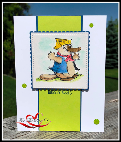 Loving This Postcard Pals Stamp Set Here Is The 3rd Image From