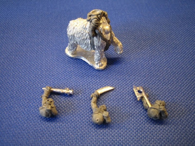 Mammoth Riders