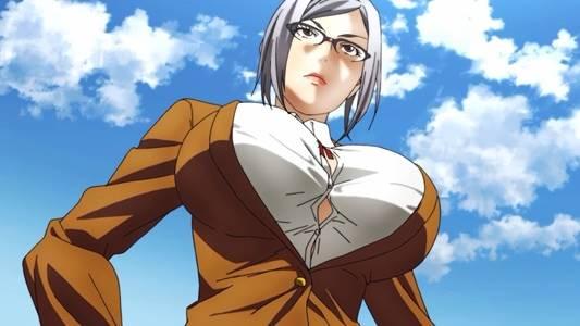 meiko Karakter Anime dengan dada Besar Terbaik