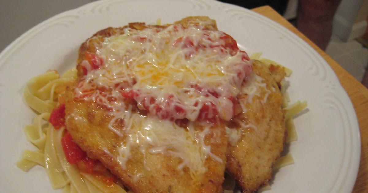Hell S Kitchen Chicken Parmesan Recipe