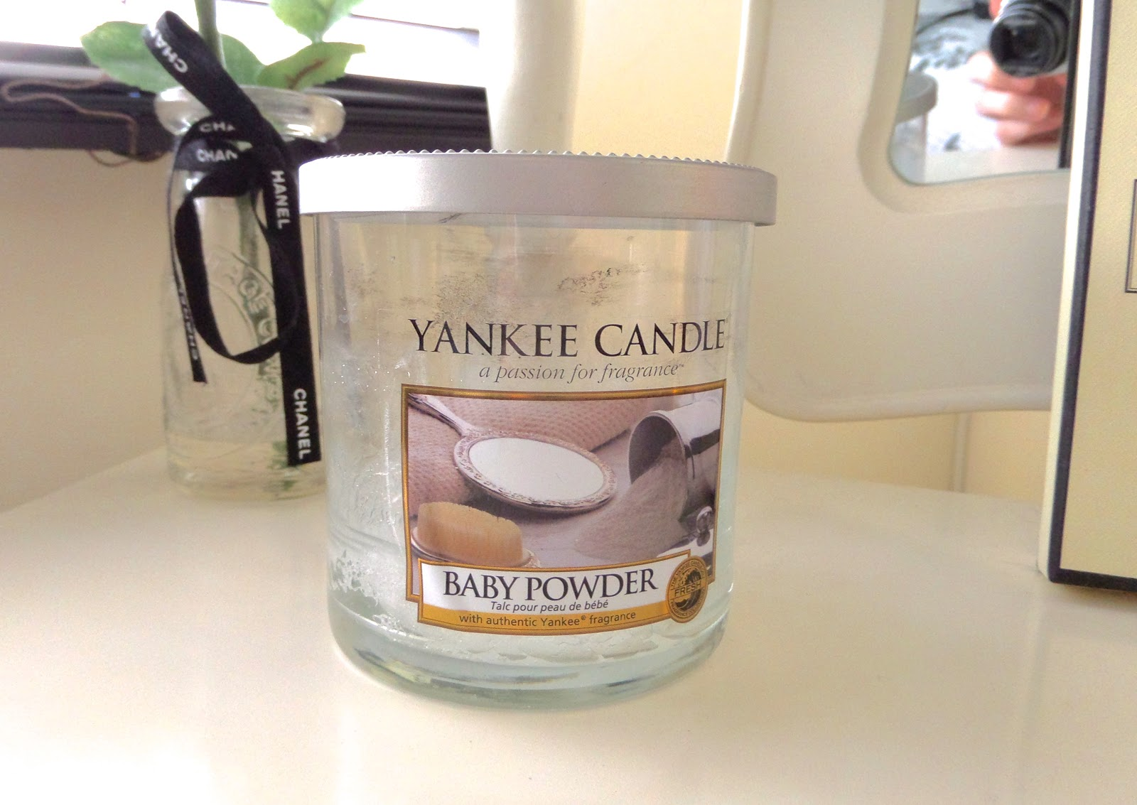 Yankee Candle Baby Powder Review