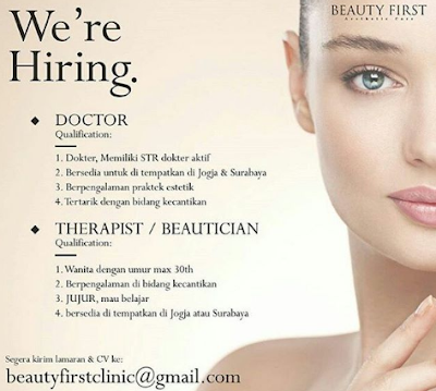 karir dokter kecantikan
