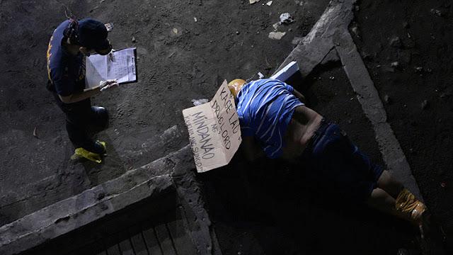 """""""Bestias"""" asesinas: Filipinas crea destacamentos secretos de policías para matar a narcos"""