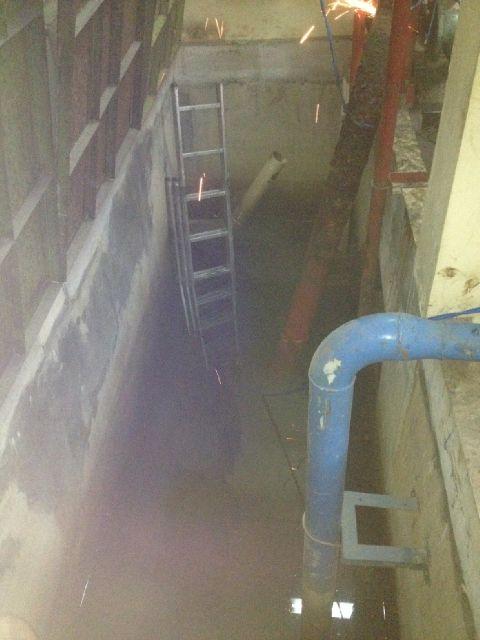 Maintenance Pipa Hydrant System di Gedung Bertingkat