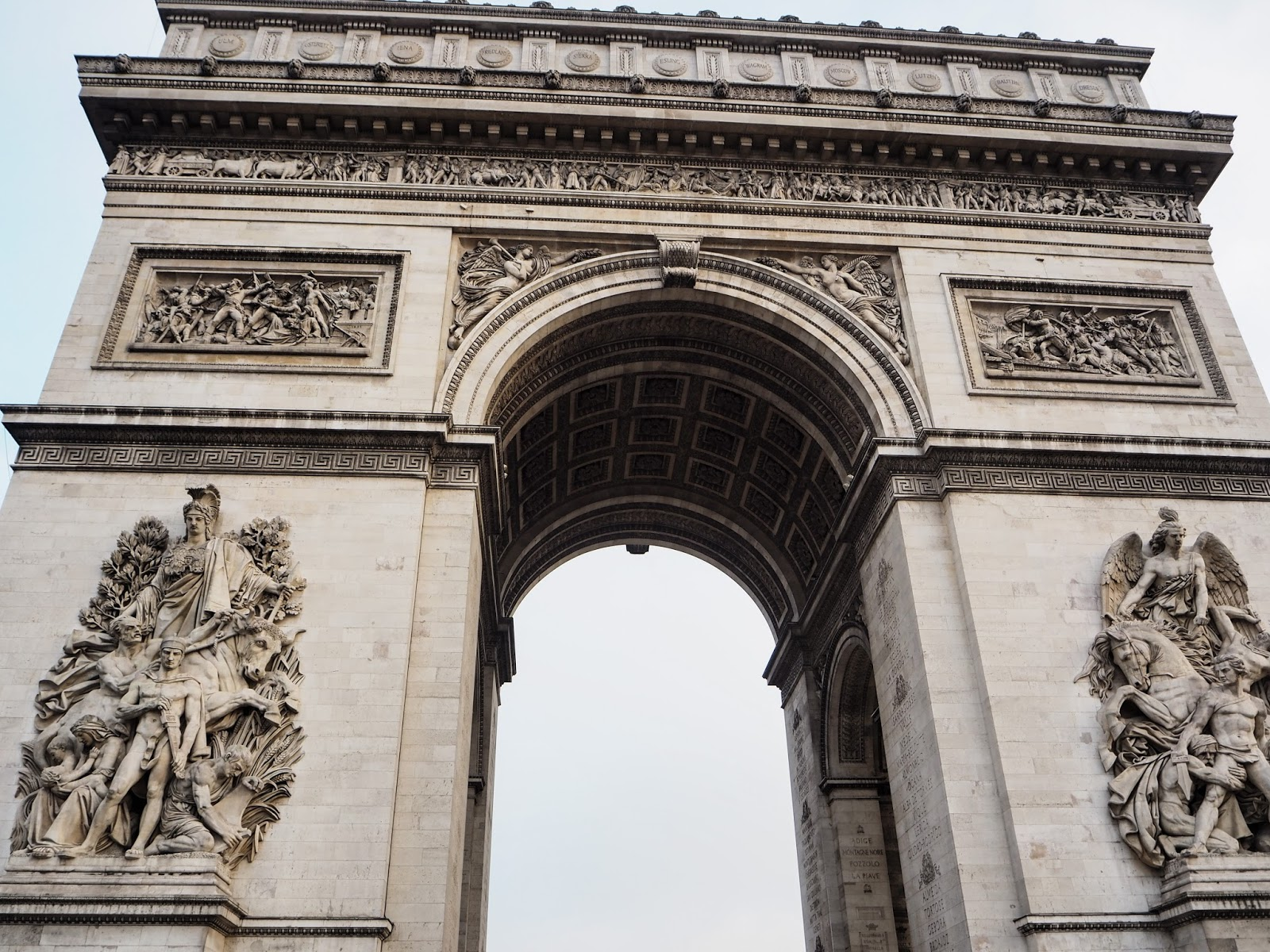 Paris City Guide - What to See - Arc de Triomphe