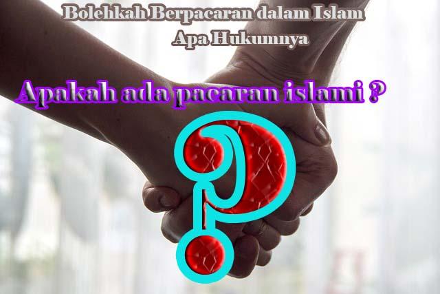 Hadits Larangan Berpacaran Dalam Islam