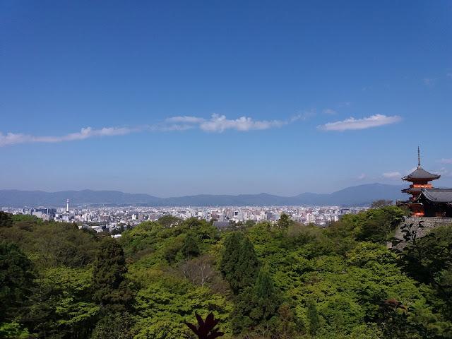 Kiyomizu-dera kyoto giappone