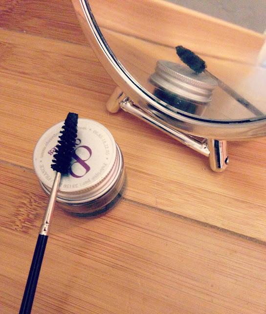 slow cosmétique, nature et progrès, mascara, mascara naturel
