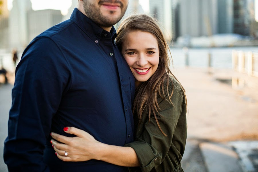 Surprise Proposal under the Brooklyn Bridge NYC - www.cassiecastellaw.com