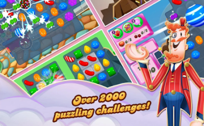 Download Candy Crush Saga v1.97.0.8 Mod Apk (Unlocked/Unlimited Lives) Terbaru Gratis