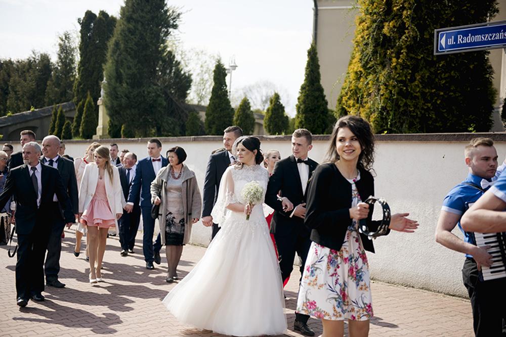 Fotograf Ślubny Radomsko Częstochowa
