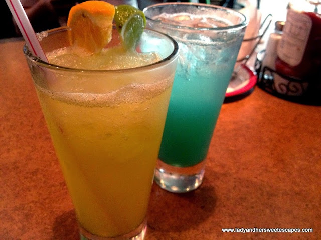 TGIFridays Signature Drinks