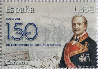 150 ANIVERSARIO DEL FALLECIMIENTO DE LEOPOLDO O´DONNELL