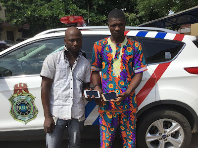 Married Men Steal Pros-titutes' Phones In Ogun, Sell To Pros-titutes In Lagos