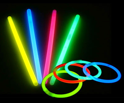 Pulseira de Neon. Adereço para Festa, adereço para Balada, kit balada, kit festa