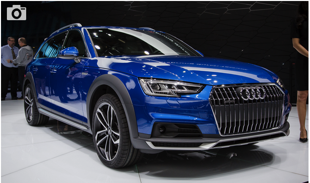 Now Regarding The Vehicle 2017 Allroad Marks Return Of Audi S Do It All Wagon On New Modular Mlb System Or Intestines Freshly