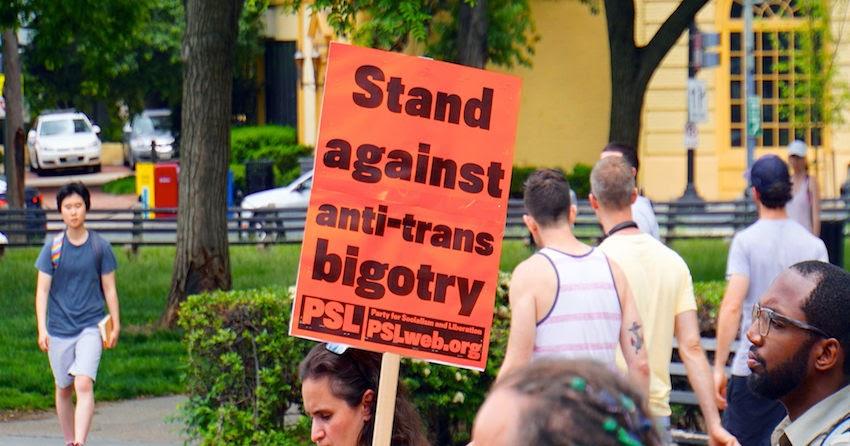 25a62feff O posicionamento do Pride in London sobre as manifestantes anti-trans