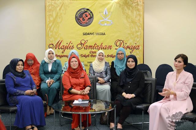 Majlis Santapan Diraja & Penganugerahan Tokoh Persilatan Srikandi Negara