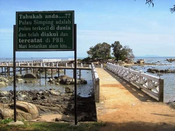 Pulau Simping Singkawang