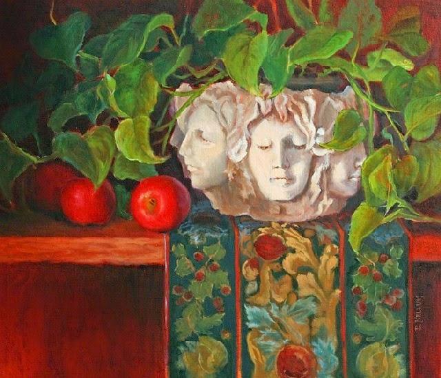 Американская художница. Betsy Kellum