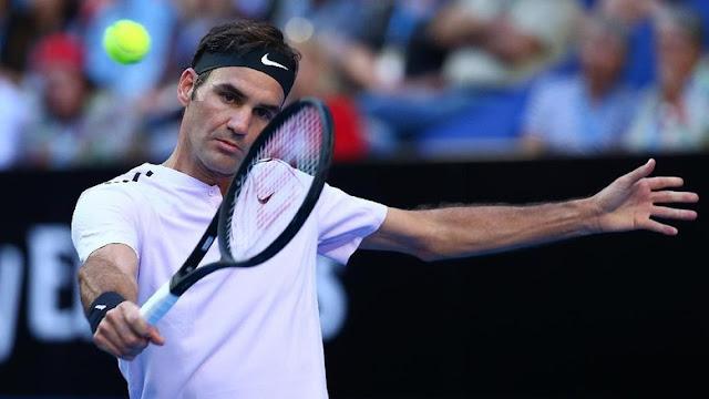 Cara Federer Siasati Latihan di Usia yang Tak Muda Lagi
