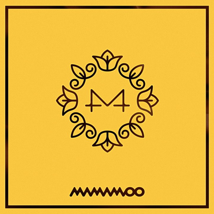 Mini Album Mamamoo - Yellow Flower