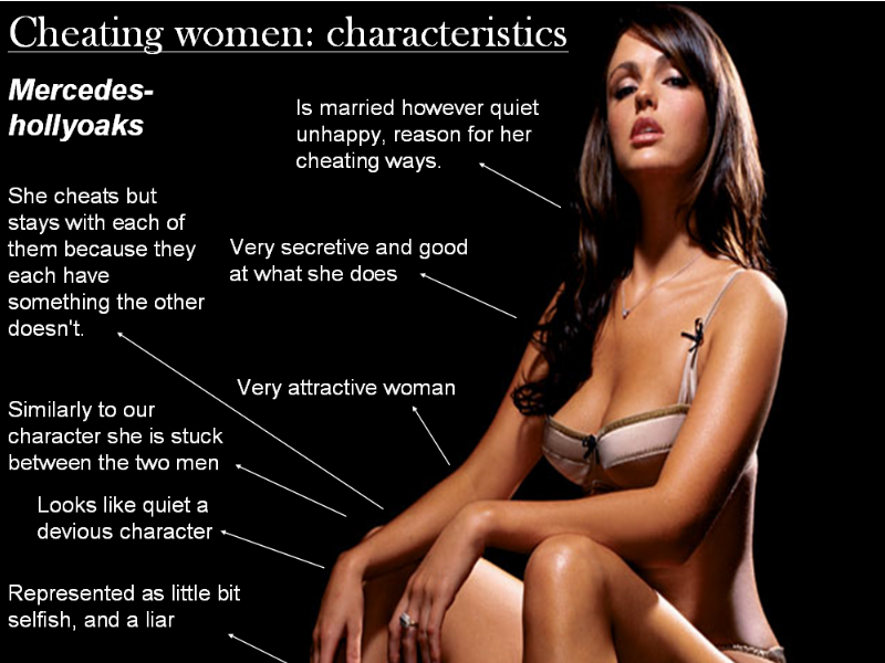 18 Kinds Of Women Who Might Cheat On Their Men-6048