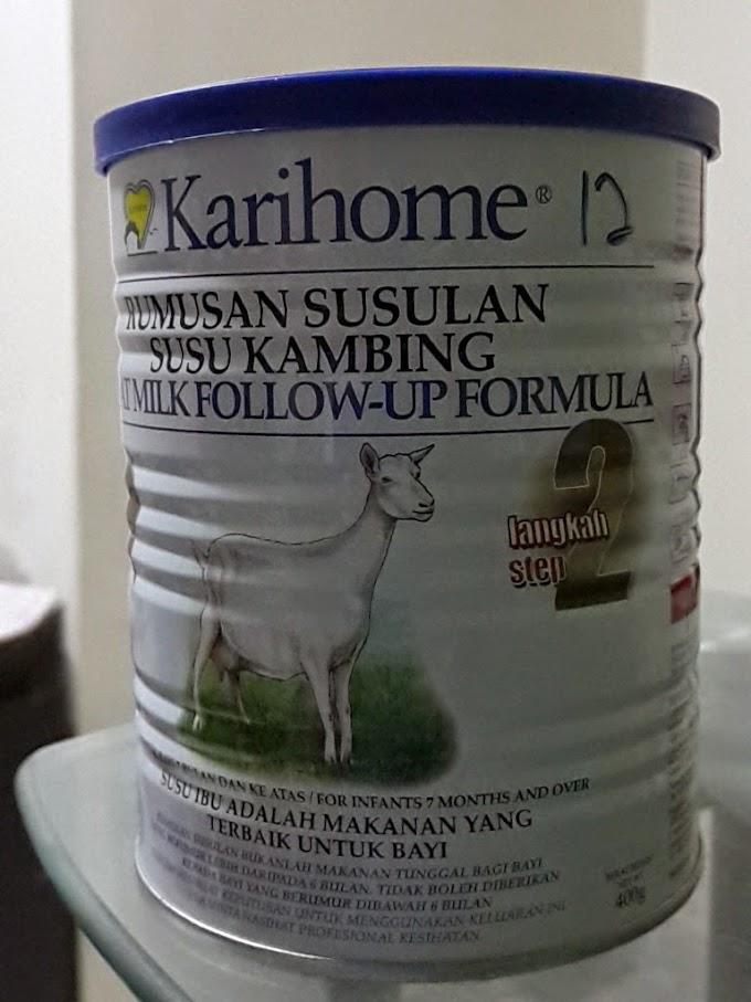 Mana Nak Beli Susu Karihome Ni?