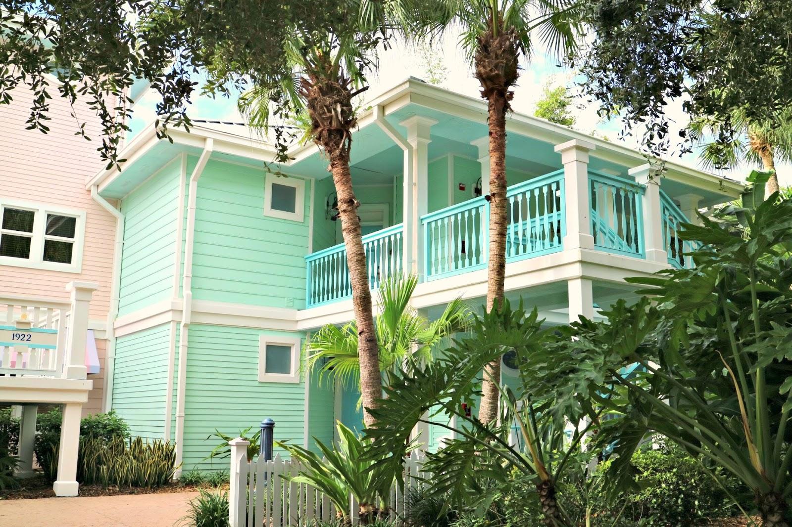 Old Key West Resort Walt Disney World Florida Shy
