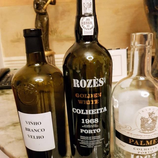 Rozès Porto Colheita 1968 Dry Old Golden White
